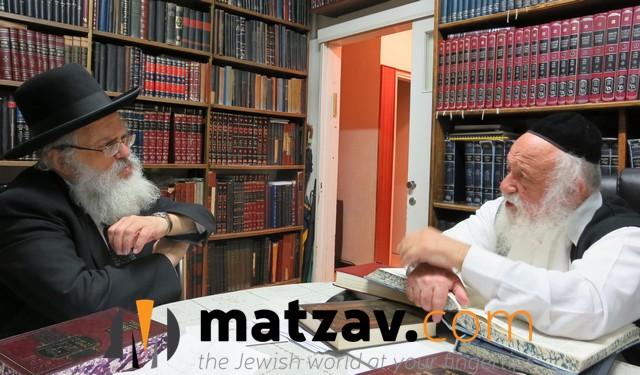 Rav Moshe Rabinowitz (16)