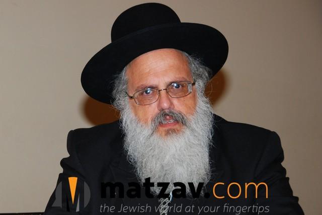 Rav Moshe Rabinowitz (25)