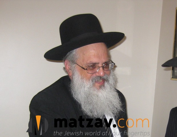 Rav Moshe Rabinowitz (26)
