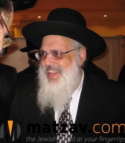 Rav Moshe Rabinowitz (30)