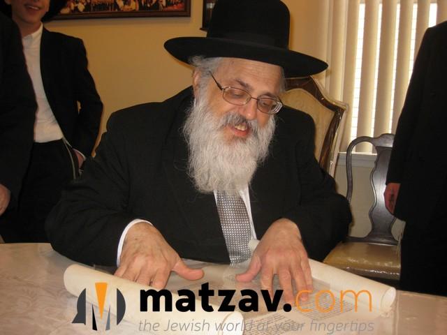 Rav Moshe Rabinowitz (33)