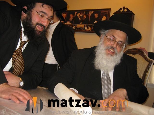 Rav Moshe Rabinowitz (34)