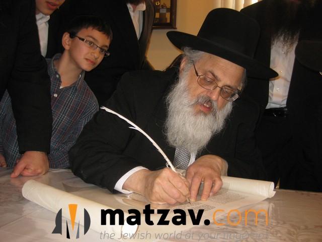 Rav Moshe Rabinowitz (35)
