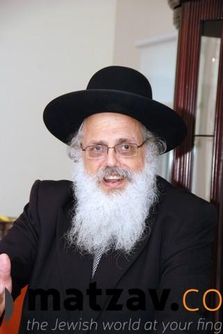 Rav Moshe Rabinowitz (5)