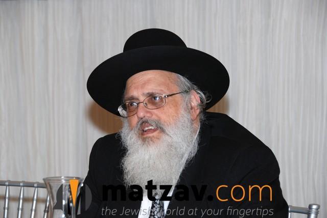 Rav Moshe Rabinowitz (50)