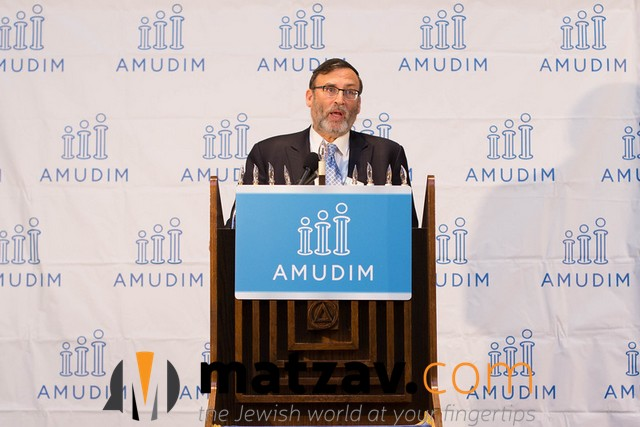 amudim awareness rabbi zecharia wallerstein