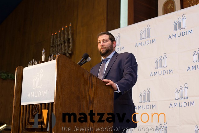 amudim awareness rabbi zvi gluck