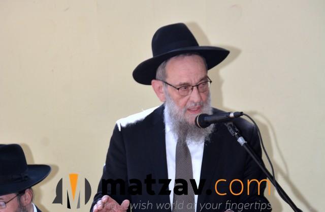 rav yaakov landesman