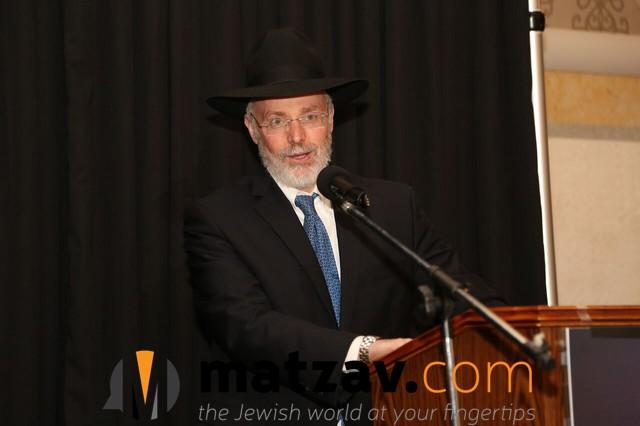 Rabbi Aaron Kotler, President BMG