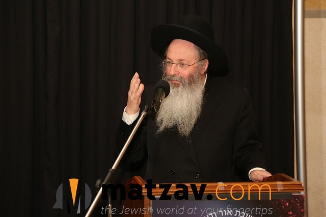 Rabbi Malkiel Kotler - Rosh Yeshivas Lakewood