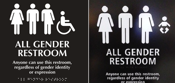 NYC Mayor Signs Gender Neutral Bathroom Law