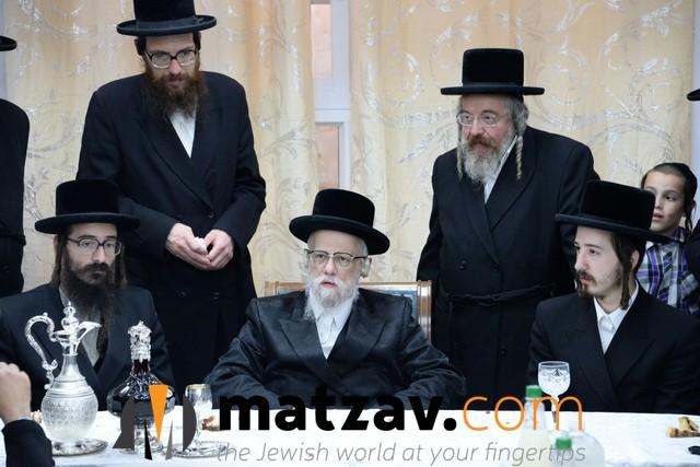 Seret-Viznitzer Rebbe, Rav Yaakov Hager (1)