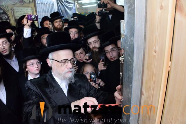 Seret-Viznitzer Rebbe, Rav Yaakov Hager (5)