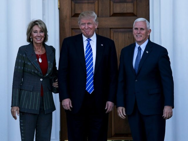 DeVos' Confirmation Is Suddenly On Thin Ice; Her Defeat ...