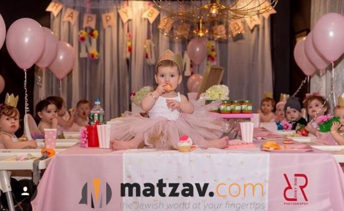 Photos Adorable NJ 1 Year Old Celebrates Birthday Party Yesterday In Style