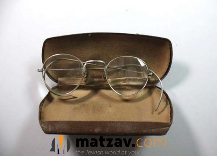 purchase glasses  Matzav Report: 3 Frum Optical Stores Purchase Chazon Ish\u0027s Glasses ...