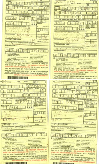 Traffic Ticket Nyc >> Petition Seeks To Abolish Nyc Traffic Violations Bureau Matzav Com