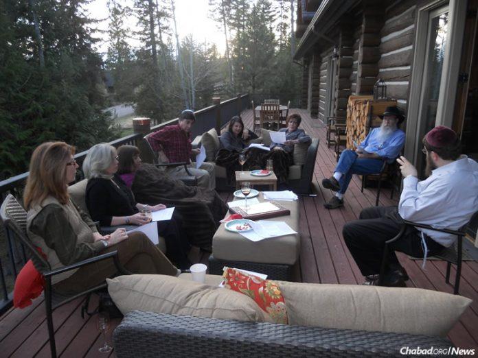 Montana Community Moves Forward With Plans For A Tiny: Montana Rabbi To Neo-Nazis: Torah Topples Hate
