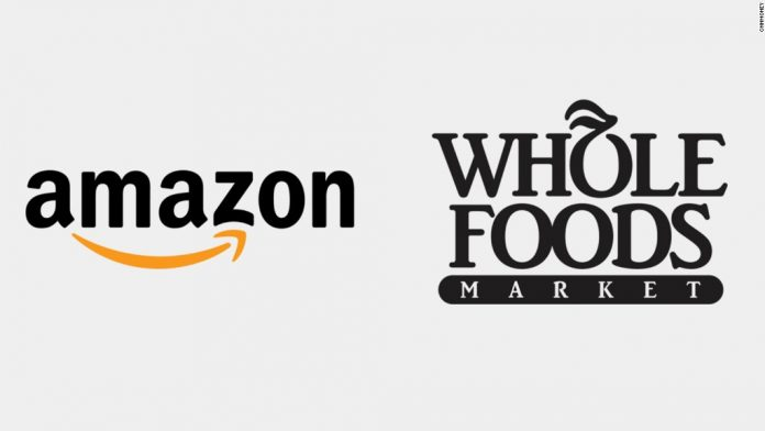 Amazon To Buy Whole Foods In   Billion Deal