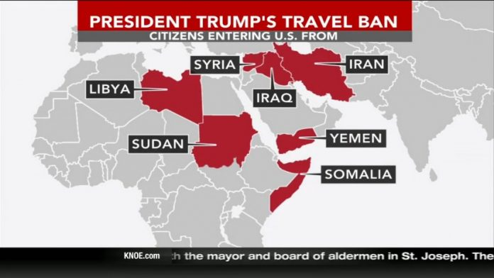 The Trump Administration Is Requiring That Individuals Traveling To The U S From Six Majority Muslim Countries Have Close Family Or Business Ties Before