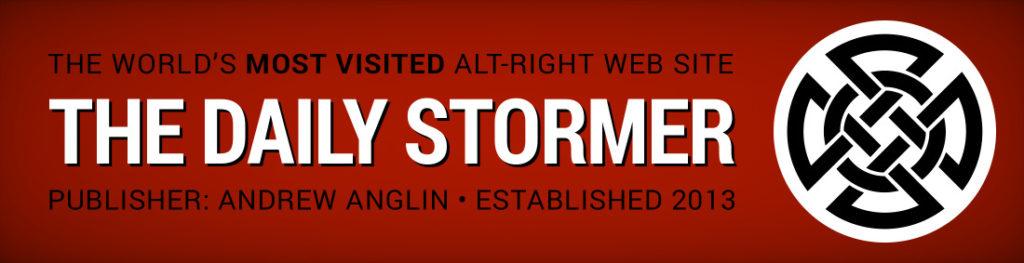 Rezultate imazhesh për daily stormer