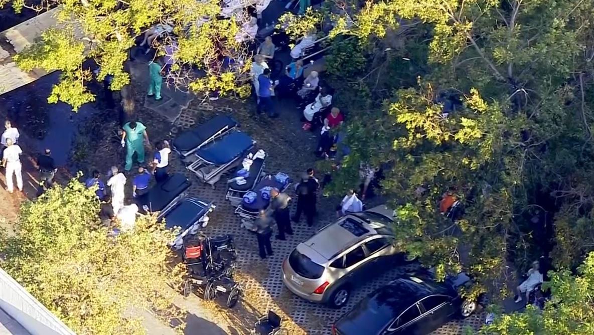 Hollywood Florida Nursing Home Deaths