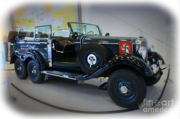 Where Are Hitler S Cars