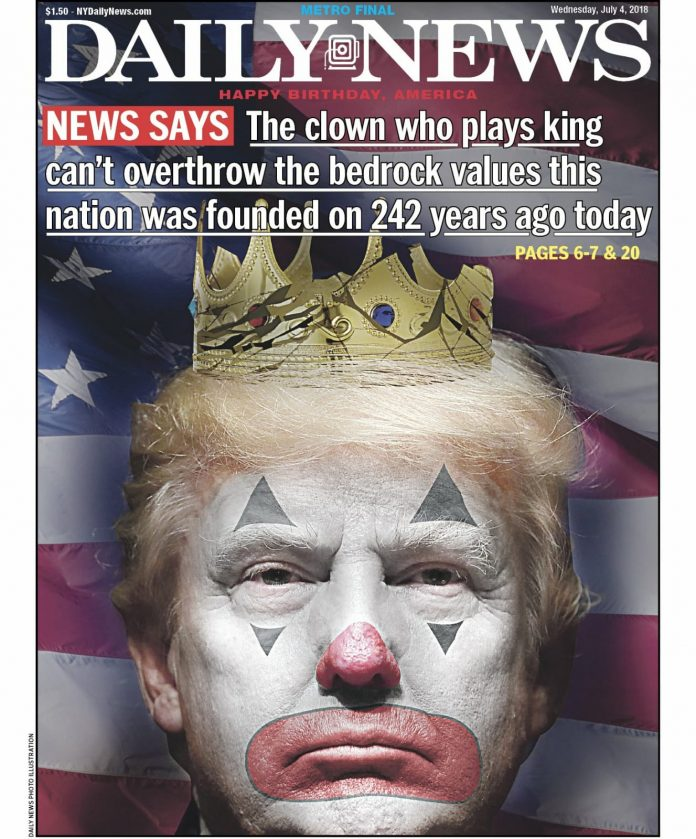 New York Daily News: JOKE'S ON THEM: Suffering NY Daily News, Obsessed With