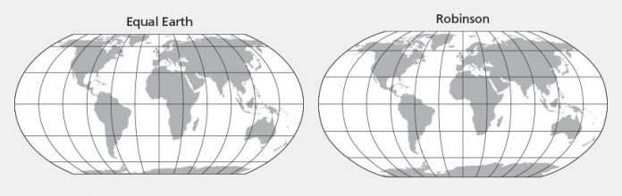 For The First Time Scientists Create World Map That Accurately