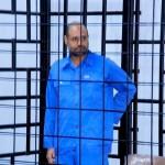 Saif al-Islam, the son of former Libyan leader Muammar Gaddafi