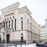 Great Synagogue of Stockholm, Sweden