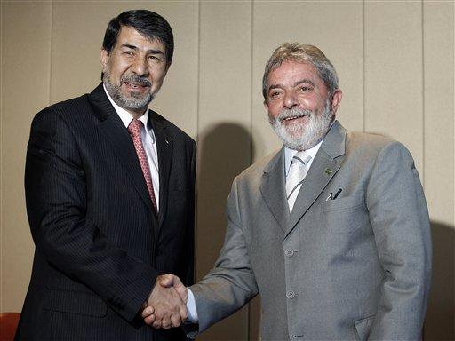 PA Inaugurates Brazil Embassy As Israel's Chosen Envoy Remains