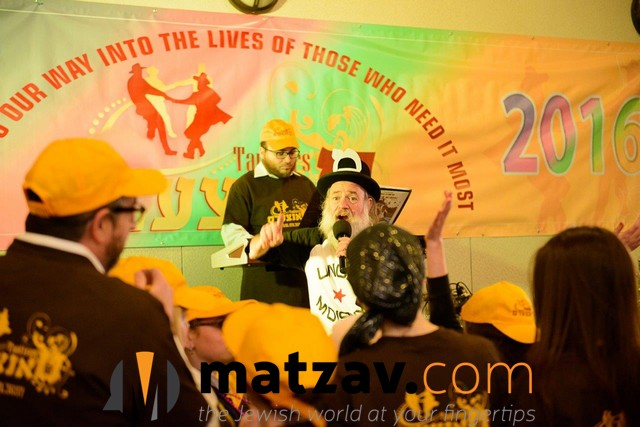 Tantzers Pre-Purim Event 220