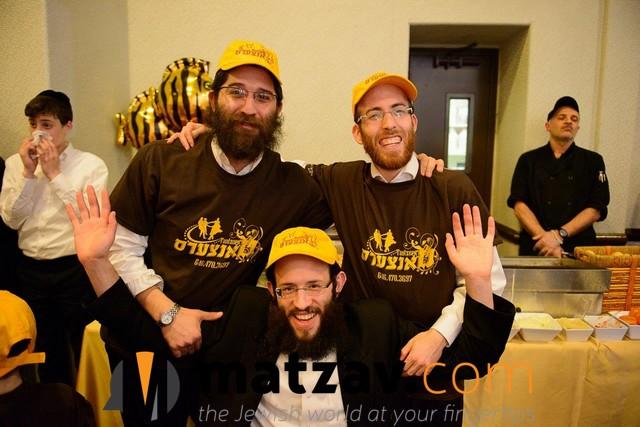 Tantzers Pre-Purim Event 240