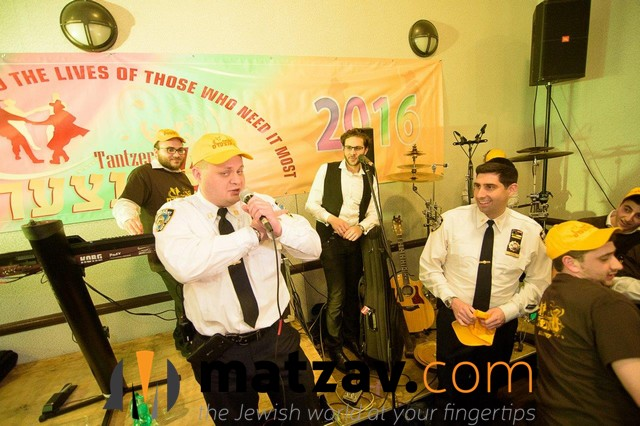 Tantzers Pre-Purim Event 343