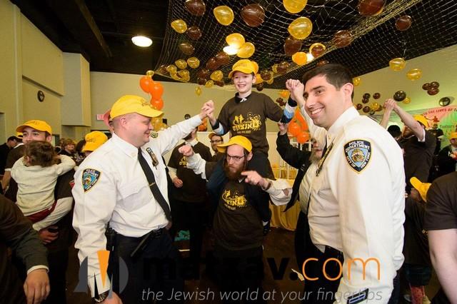 Tantzers Pre-Purim Event 434