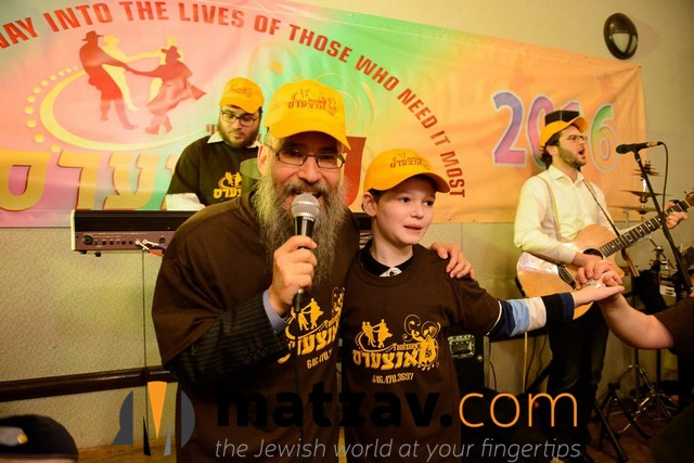 Tantzers Pre-Purim Event 540