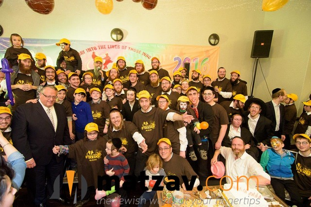 Tantzers Pre-Purim Event 577