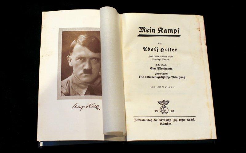 Mein Kampf Hörbuch Ungekürzt