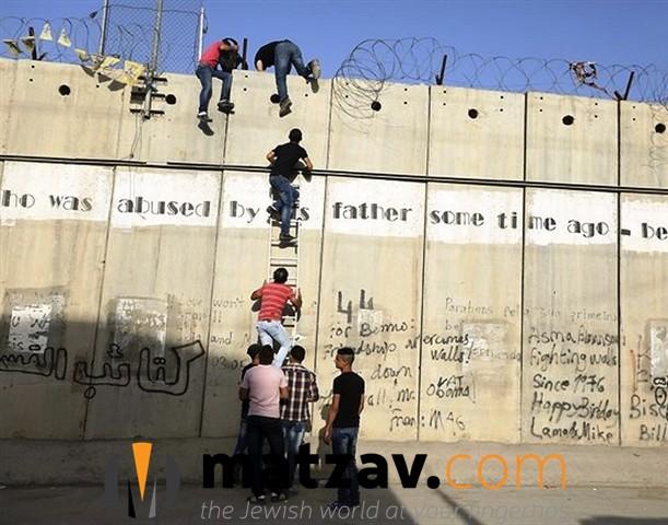 Israeli Border Wall Company That Built Wall Around Gaza