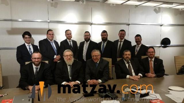 agudah government affairs staff retreat matzav com