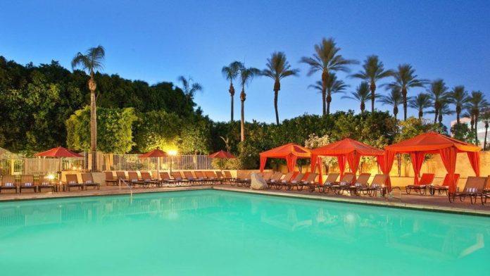Arizona Winter Break Getaway At the Sheraton Crescent Hotel in