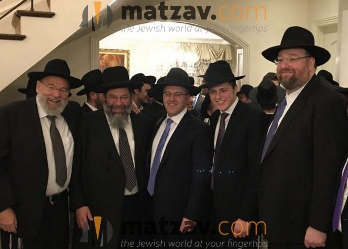 shlomo rechnitz wedding
