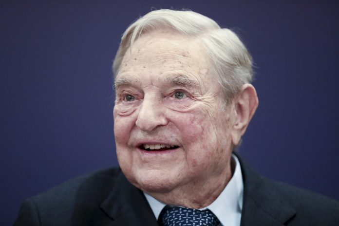 George soros is an asshole question