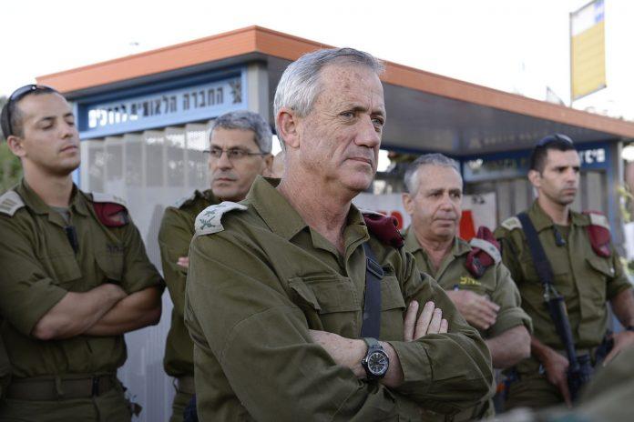 'No End Date' For Gaza Operation, Gantz Says 1