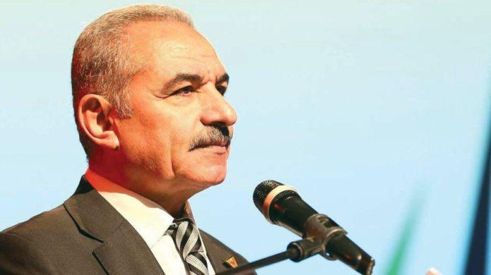 Palestinian Authority Prime Minister Mohammad Shtayyeh: youtube