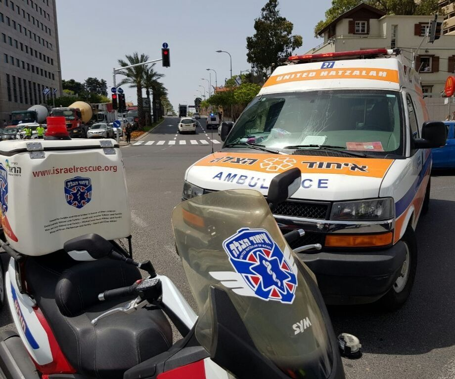 Beit Shemesh Women: Successful CPR On Woman 35 Weeks Pregnant In Beit Shemesh