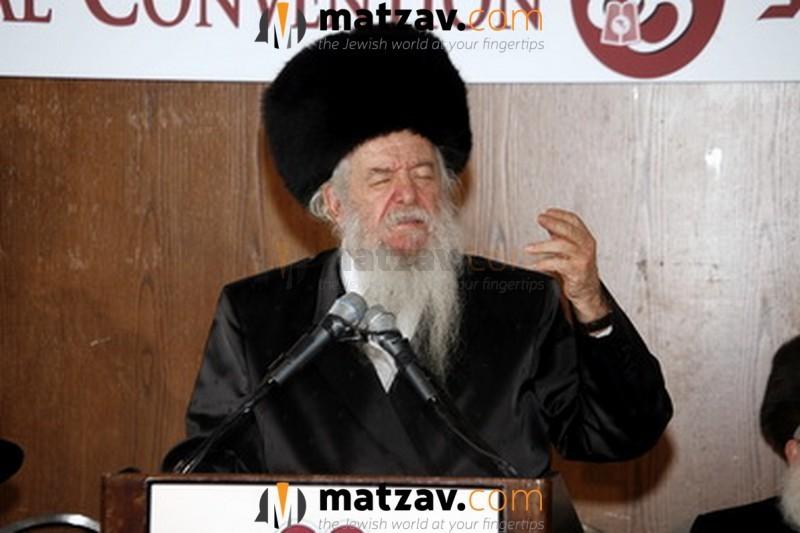 "Baruch Dayan HaEmes: Sar VeGadol Nofal B'Yisroel: The Novominsker Rebbe zt""l 1"
