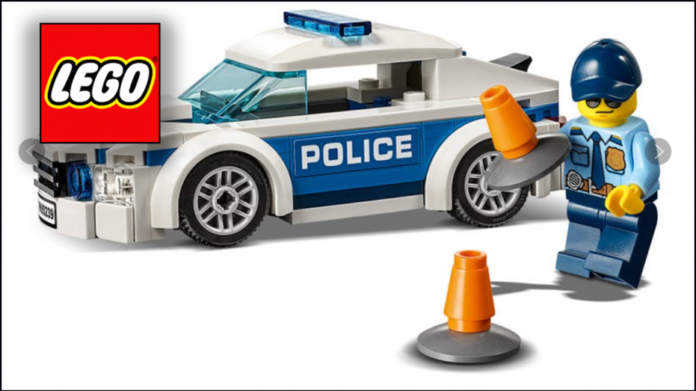 Lego to Stop Promoting White House, Police Toy Sets 1