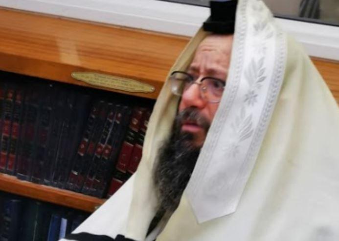 Baal Tefila Of Uman Rosh HaShana Loses Life to COVID-19 1